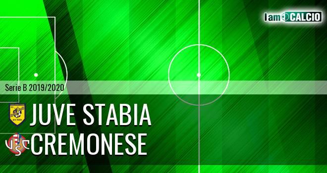 Juve Stabia - Cremonese