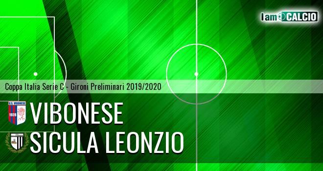 Vibonese - Sicula Leonzio