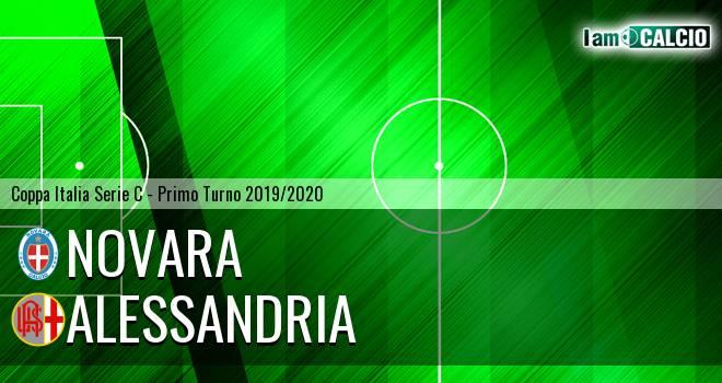 Novara - Alessandria 0-1. Cronaca Diretta 09/10/2019