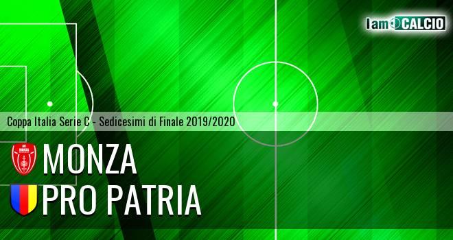 Monza - Aurora Pro Patria