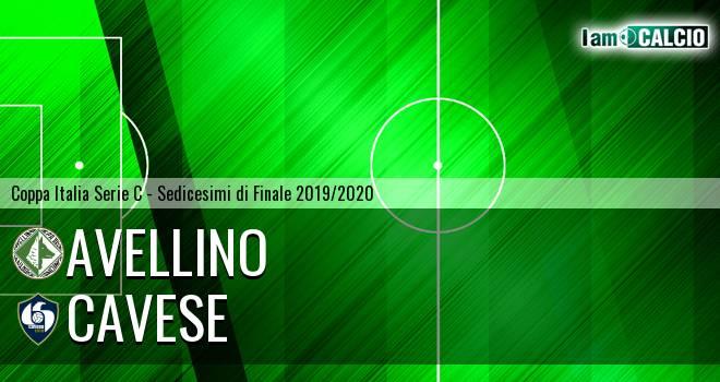 Avellino - Cavese 2-1. Cronaca Diretta 06/11/2019