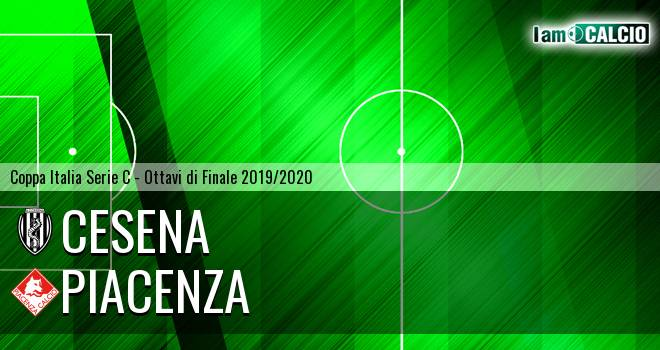 Cesena - Piacenza