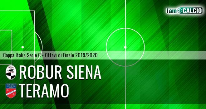 Robur Siena - Teramo