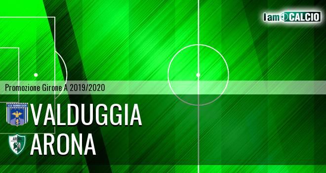 Valduggia - Arona 4-0. Cronaca Diretta 06/10/2019