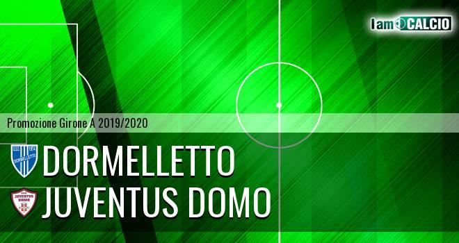 Dormelletto - Juventus Domo
