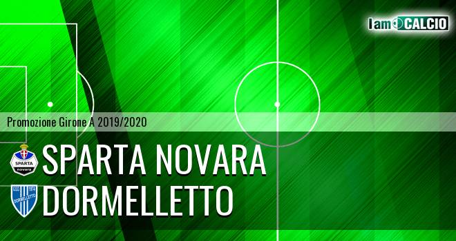 Sparta Novara - Dormelletto