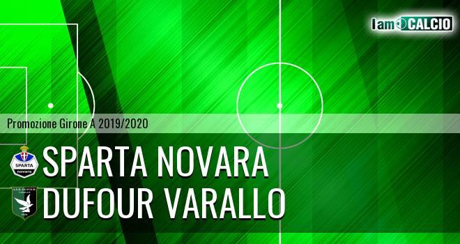Sparta Novara - Dufour Varallo