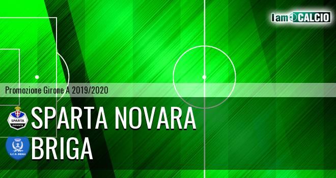 Sparta Novara - Briga