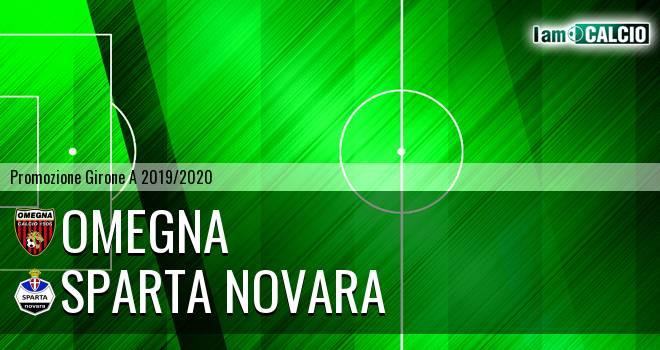 Omegna - Sparta Novara