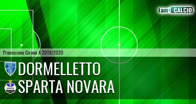 Dormelletto - Sparta Novara