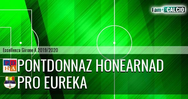 PontDonnaz HoneArnad Evanco - Pro Eureka