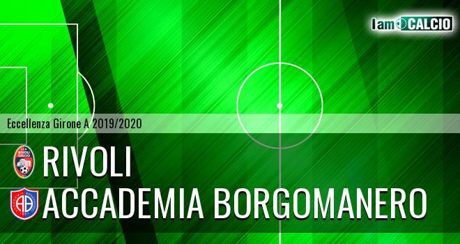 Rivoli - Accademia Borgomanero