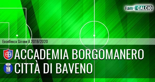 Accademia Borgomanero - Città di Baveno