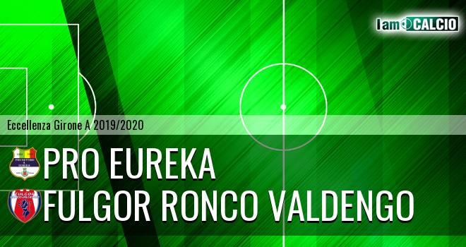 Pro Eureka - Fulgor Ronco Valdengo