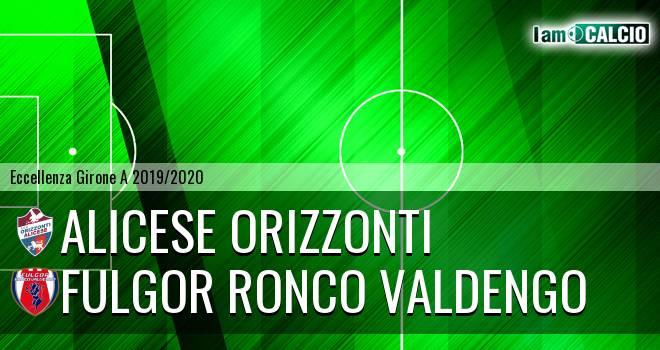 Alicese Orizzonti - Fulgor Ronco Valdengo