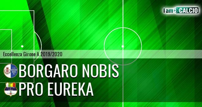 Borgaro Nobis - Pro Eureka