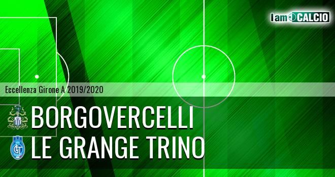 Borgovercelli - Le Grange Trino