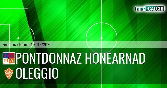 PontDonnaz HoneArnad Evanco - Oleggio