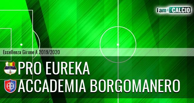 Pro Eureka - Accademia Borgomanero