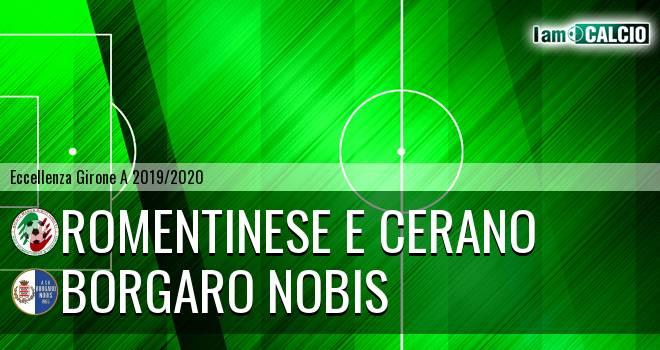Romentinese e Cerano - Borgaro Nobis