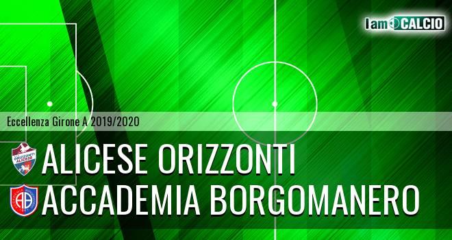 Alicese Orizzonti - Accademia Borgomanero