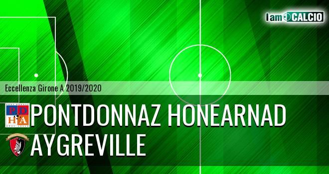 PontDonnaz HoneArnad Evanco - Aygreville
