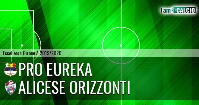 Pro Eureka - Alicese Orizzonti