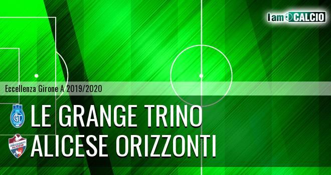 Le Grange Trino - Alicese Orizzonti