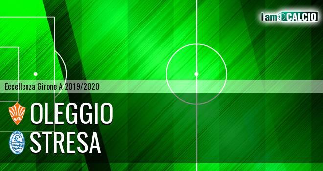 Oleggio - Stresa