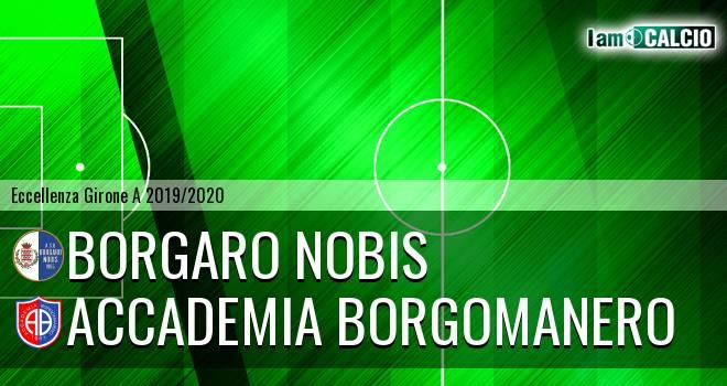 Borgaro Nobis - Accademia Borgomanero