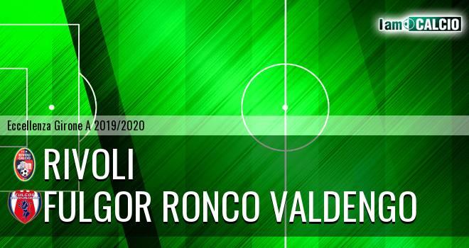 Rivoli - Fulgor Ronco Valdengo