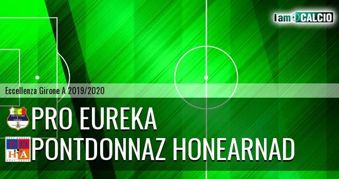 Pro Eureka - PontDonnaz HoneArnad Evanco