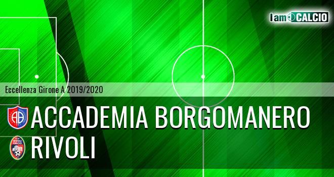 Accademia Borgomanero - Rivoli