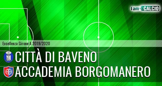 Città di Baveno - Accademia Borgomanero