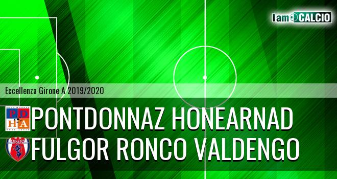 PontDonnaz HoneArnad Evanco - Fulgor Ronco Valdengo