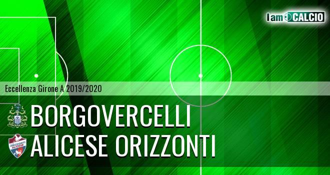 Borgovercelli - Alicese Orizzonti