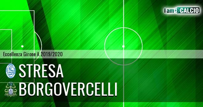 Stresa - Borgovercelli