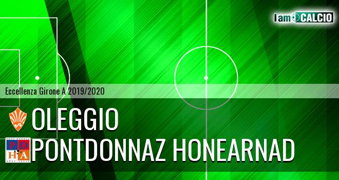 Oleggio - PontDonnaz HoneArnad Evanco