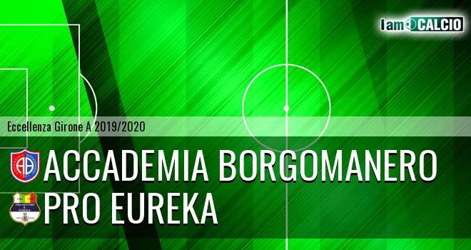 Accademia Borgomanero - Pro Eureka