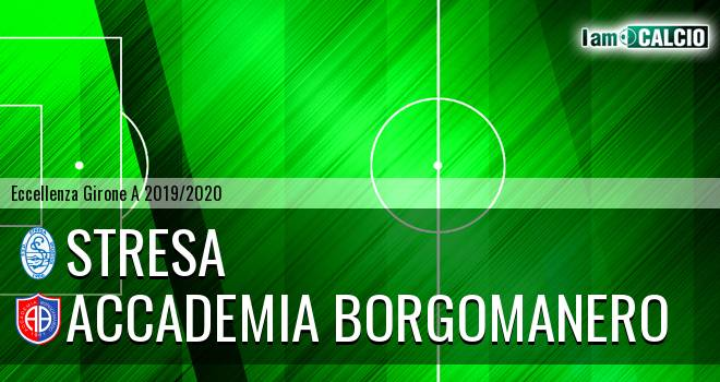 Stresa - Accademia Borgomanero