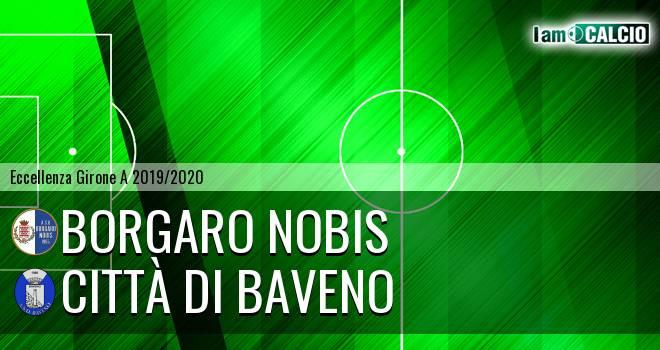 Borgaro Nobis - Città di Baveno