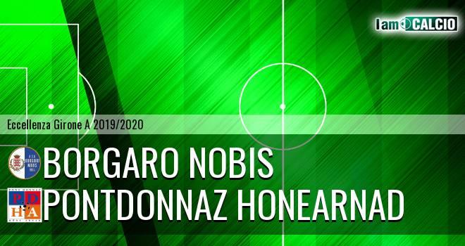 Borgaro Nobis - PontDonnaz HoneArnad Evanco