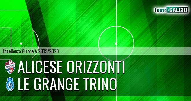 Alicese Orizzonti - Le Grange Trino