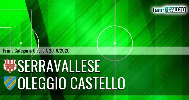 Serravallese - Oleggio Castello