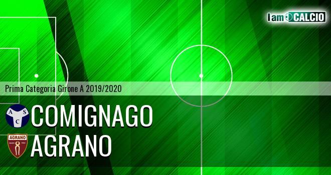 Comignago - Agrano