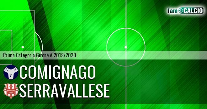 Comignago - Serravallese