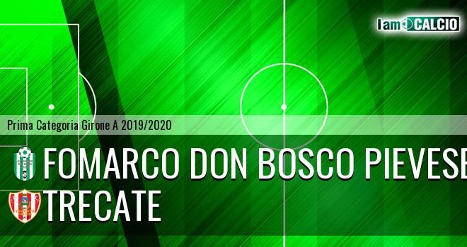 Fomarco Don Bosco Pievese - Trecate