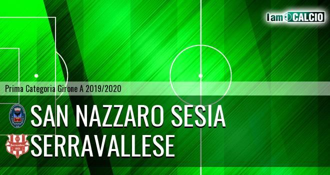 San Nazzaro Sesia - Serravallese