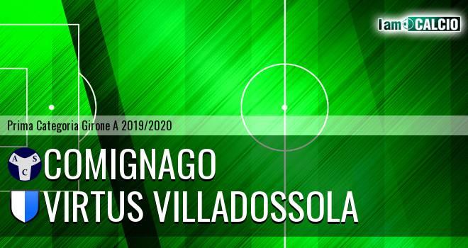 Comignago - Virtus Villadossola