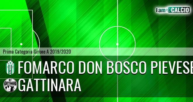 Fomarco Don Bosco Pievese - Gattinara